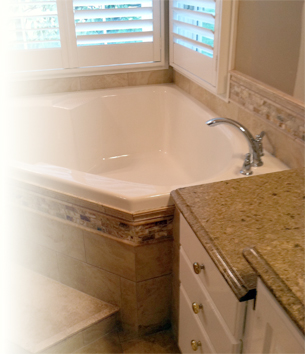 Refinish Bathroom Tubs Tile Showers With Contemporary Refinishing - Refinish bathroom countertop