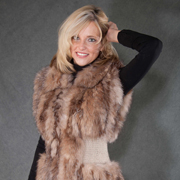 fur coat restyling