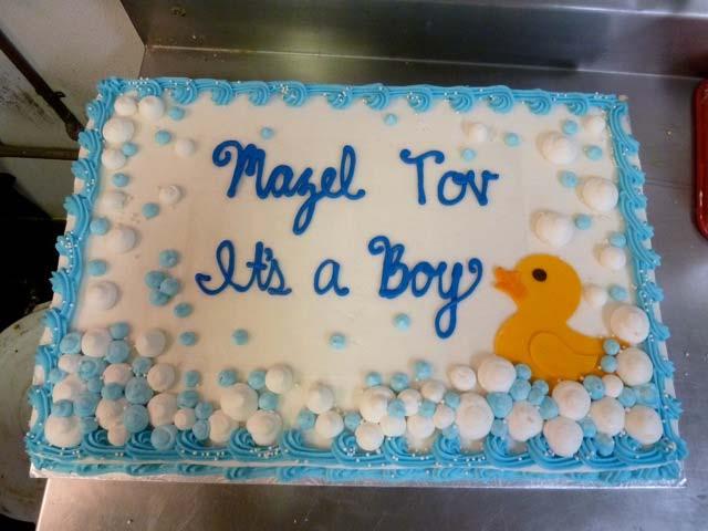 Anniversary Flower Cake Baby Shower Cake ...